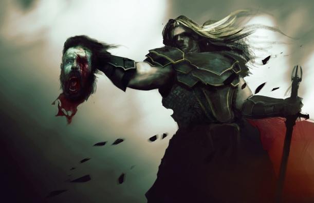 Dracula Turk head
